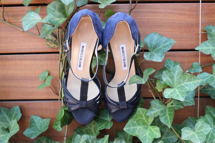 MANOLO BLAHNIK × BLOOM&amp;BRANCH<br />