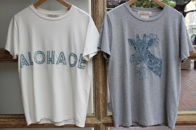 REMI RELIEF<br /> Special Vintage Finished T-Shirt <br /> COLOR / Off white , Gray<br /> SIZE / M,L<br /> Made in Japan<br /> PRICE / 9,800+tax<br /> <br />
