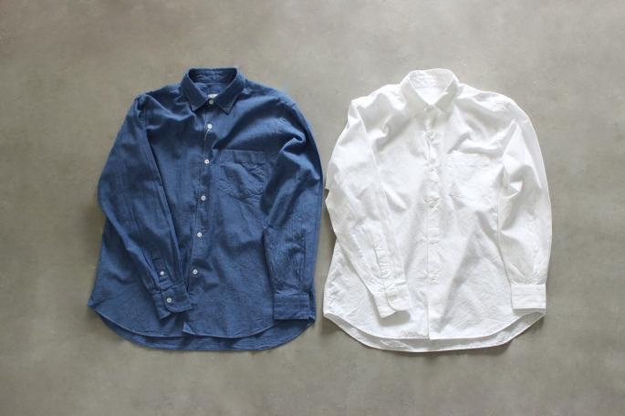 ベタシャン Band Collar Shirt<br />