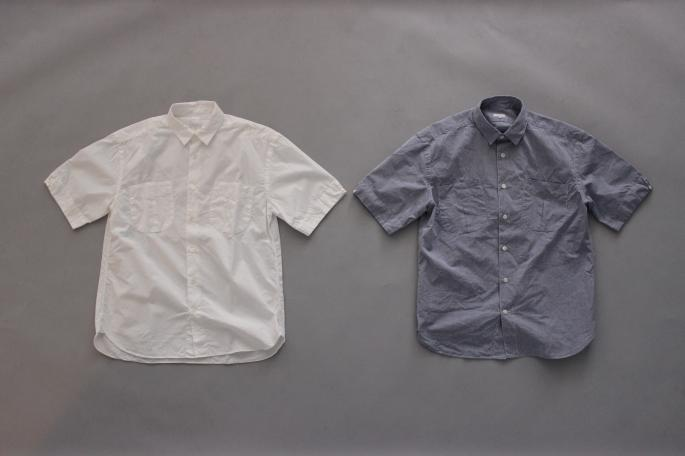 HEIGT / 168㎝<br /> WEAR SIZE / M<br /> <br /> Phlannel<br /> Selvage poplin Shirt <br /> COLOR / Sax,White<br /> SIZE / S,M,L<br /> PRICE / 19,000+tax<br /> <br /> Super FIne Tropical Trousers <br /> COLOR / Gray,Navy<br /> SIZE / S,M,L<br /> PRICE / 23,000+tax<br /> <br /> Made In Japan<br /> <br /> <br />