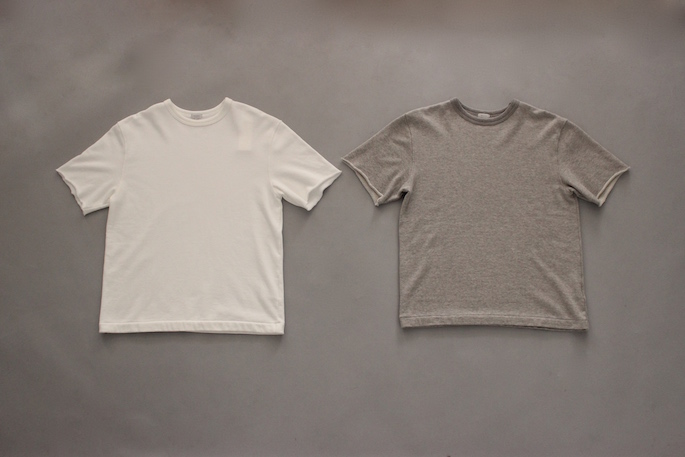 HEIGT / 173㎝<br /> WEAR SIZE / M<br /> <br /> Phlannel<br /> Suvin Cotton Terry S/S T-Shirt  <br /> COLOR / White,Gray<br /> SIZE / S,M,L<br /> PRICE / 14,000+tax<br /> <br /> Super FIne Tropical Short Trousers <br /> COLOR / Gray,Navy<br /> SIZE / S,M,L<br /> PRICE / 20,000+tax<br /> <br /> Made In Japan<br /> <br /> Paraboot<br /> Pacific<br /> COLOR / Noir,Brandy<br /> Made In France<br /> PRICE / 34,000+tax