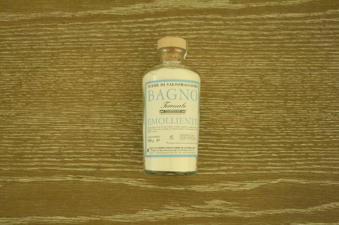 THERMAE DI SALSO MAGGIORE<br /> Emolliente Bath Salt<br /> Made In Italy<br /> PRICE / 4,600+tax