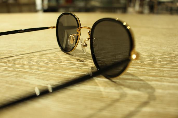 ayame<br /> Focus Ⅱ<br /> COLOR / Blk,Gkh<br /> Made In Japan<br /> PRICE / 30,000+tax