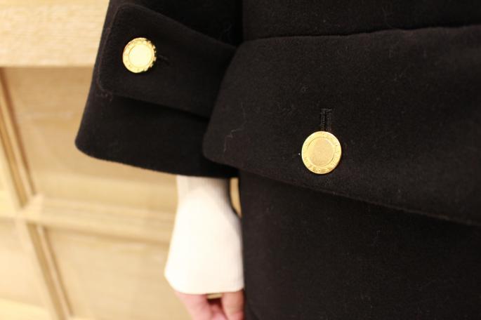HIGHT / 166cm<br /> <br /> ADAM<br /> 4 Pocket Raglan Sleeve Coat<br /> COLOR / Black<br /> SIZE / F<br /> PRICE / 65,000+tax<br /> <br /> AURALEE<br /> Wool Cashmere High Gauge Rib Knit Turtle Neck P/O<br /> COLOR / White,Navy<br /> SIZE / 1<br /> PRICE / 28,000+tax<br /> <br /> SOSO PHLANNEL<br /> Selvage Denim Straight<br /> COLOR / Indigo<br /> SIZE / 34,36,38<br /> PRICE / 30,000+tax<br /> <br /> Made In Japan<br /> <br /> SANDERS<br /> Chelsea Boot<br /> COLOR / Black<br /> SIZE / 3,3H,4,4H<br /> Made In England<br /> PRICE / 55,000+tax