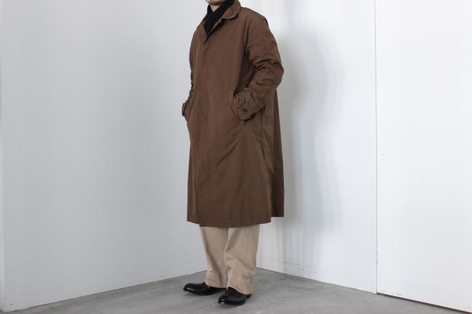 HIGHT / 168cm<br /> WEAR SIZE / 38<br /> <br /> SCYE BASICS <br /> Product Dyeing Balmacaan Coat <br /> COLOR / Cognac<br /> SIZE / 38<br /> PRICE / 71,000+tax<br /> <br /> Forme<br /> Ankle Boots<br /> COLOR / Black<br /> SIZE / 5,5 1/2,6,6 1/2<br /> PRICE / 69,000+tax<br /> <br /> Made In Japan