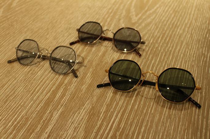 ayame<br /> Django<br /> COLOR / Dark Turtle,Black,Khaki<br /> Made In Japan<br /> PRICE / 40,000+tax