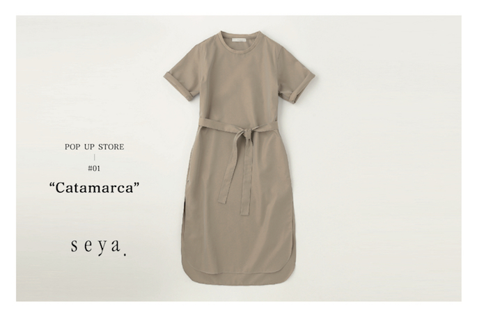 seya.×BLOOM&amp;BRANCH<br />