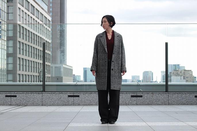 KIJI / Red Cross Knit / Osaka