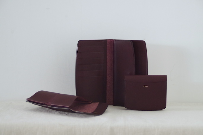 KIJI / Leather Goods New Color / 18.11.23- Release / INFORMATION
