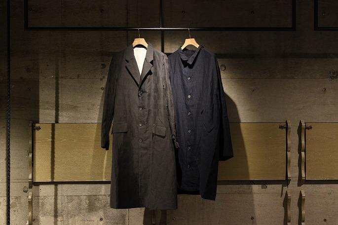 Bergfabel / Farmer Coat Glen Check , Over Coat Hemp / 149,000+tax , 139,000+tax