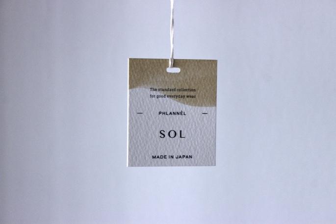 PHLANNÈL SOL / Debut Collection Launch / 19.6.22- / INFORMATION