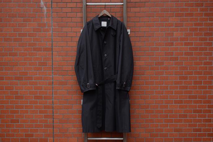 PHLANNÈL SOL×nariwai<br /> Black Motorcycle Coat<br /> PRICE / 62,000+tax<br /> COLOR / Black (Limited Color)<br /> SIZE / 2,3,4