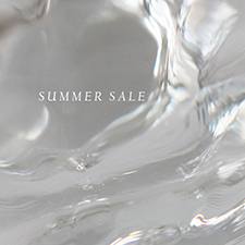 SPRING & SUMMER SALEを開催中です