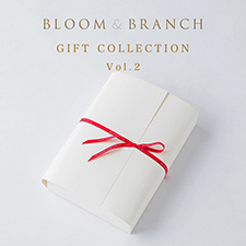 BLOOM&BRANXH GIFT COLLECTION Vol.2を公開中です