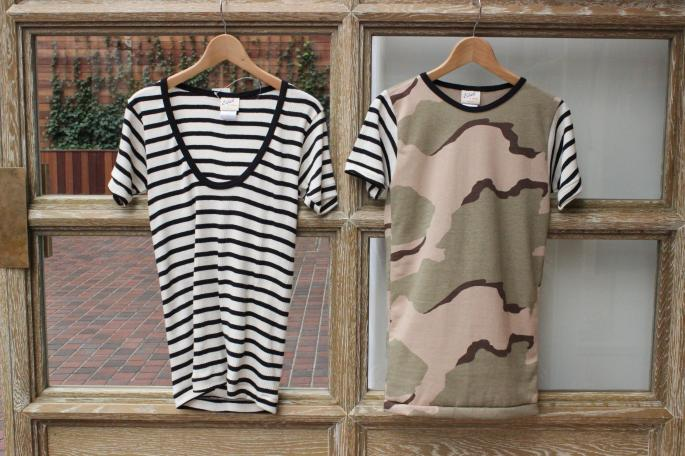 Edith A. Miller<br /> Combo3way Crew Neck Minidress<br /> COLOR / Camo+Black+Stripe,Natural+Black+Stripe<br /> SIZE / M <br /> PRICE / 18,500+tax<br /> <br /> Jennifer Ouellette<br /> Grosgrain Bag(IPAD Case)<br /> COLOR / Orange×Blue×Green<br /> PRICE / 12,000+tax<br /> <br /> SUPERGA<br /> Sneaker<br /> COLOR / White,Navy<br /> SIZE / 36,37,38,39<br /> PRICE / 6,800+tax<br />