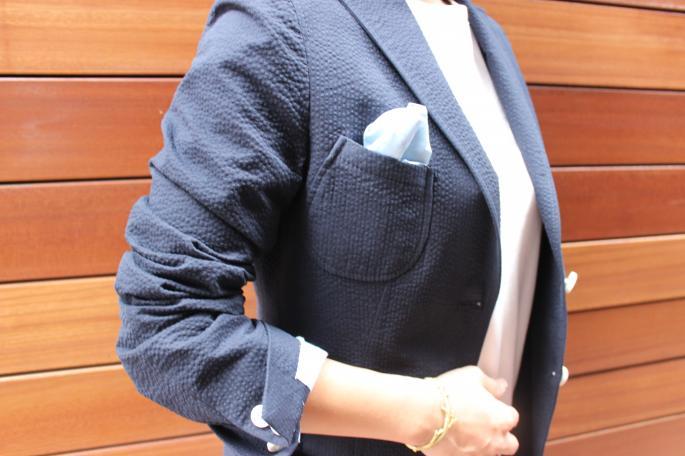 m's braque <br /> Seersucker Jacket<br /> COLOR / Navy<br /> SIZE / F36,F38<br /> PRICE / 69,000+tax ⇒ 34,500+tax ( 50%off )<br /> <br /> Phlannel<br /> Pocket T-Shirt<br /> COLOR / White,Light Gray,Navy<br /> SIZE / 0,1,2<br /> PRICE / 8,500+tax<br /> <br /> SOSO PHLANNEL<br /> Sweat Pants<br /> COLOR / Gray.Navy<br /> SIZE / 34.36<br /> PRICE / 18,000+tax<br /> <br /> SARTORE<br /> Flat Sandals<br /> COLOR / Navy<br /> SIZE / 35.5,36.5,37.5<br /> PRICE / 62,000+tax ⇒ 31,000+tax (50%off )<br />