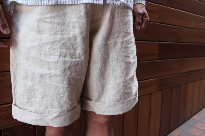 GARMENT REPRODUCTION OF WORKERS <br /> Stand Farmer Shirt <br /> COLOR / WhiteStripe<br /> SIZE / 2<br /> PRICE / 24.000+tax<br /> <br /> GARMENT REPRODUCTION OF WORKERS <br /> Farmers Shorts<br /> COLOR / Ecru,Black<br /> SIZE / 1,2<br /> PRICE / 23.000+tax<br /> <br /> SANDERS<br /> Military Ghillie Shoes <br /> COLOR / Black,Burgundy<br /> SIZE / 6,6H,7,7H,8,8H <br /> Made in England<br /> PRICE / 43,000+tax<br /> <br /> <br />