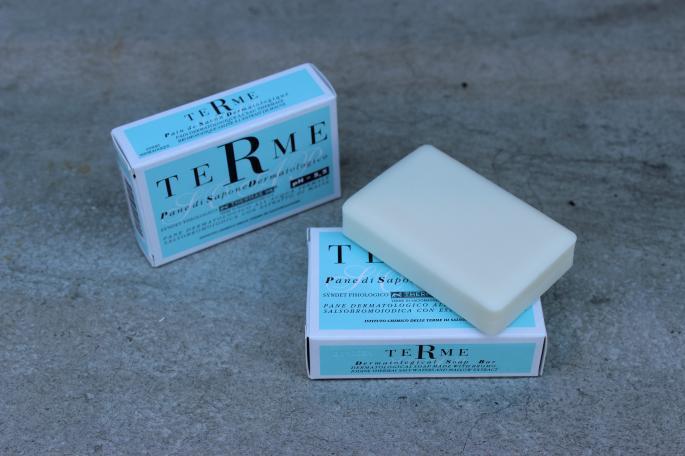 THERMAE DI SALSO MAGGIORE<br /> IODOBROMIC BATH SALT<br /> Made in Italy<br /> PRICE / 4,600+tax
