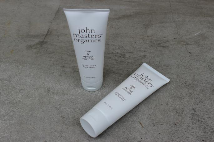 john masters organics<br /> rose&apricot hair milk<br /> Made in USA<br /> PRICE / 3,500+tax