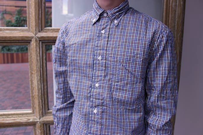 GITMAN BROTHERS<br /> BD SHIRT<br /> COLOR / GREEN,NAVY,BLUE<br /> SIZE / S,M<br /> Made in USA<br /> PRICE / 22,000+tax