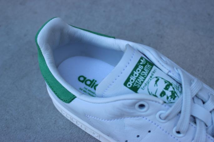 adidas  Originals <br /> Stan Smith<br /> COLOR / White×Green,White×Navy<br /> SIZE / 7H,8H,9H,10H<br /> PRICE / 13,000+tax