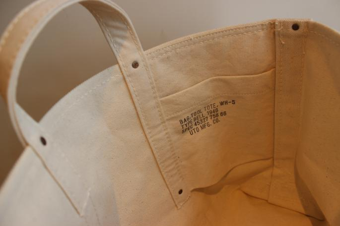 UTO <br /> TOOL TOTE<br /> (Left)<br /> COLOR / White<br /> SIZE / M<br /> Made in Japan<br /> PRICE / 12,000+tax<br /> <br /> COLOR / Brown,Mustard <br /> SIZE / M<br /> Made in Japan<br /> PRICE / 14,000+tax<br /> <br /> (Right)<br /> COLOR / White<br /> SIZE / L<br /> Made in Japan<br /> PRICE / 15,000+tax<br /> <br /> COLOR / Brown,Mustard <br /> SIZE / L<br /> Made in Japan<br /> PRICE / 17,000+tax<br /> <br />