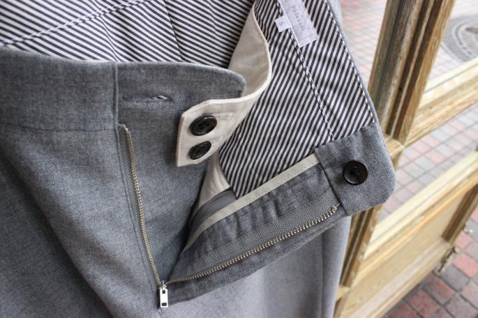 Phlannel<br /> Flannel Vintage Trousers <br /> COLOR / Gray,Navy<br /> SIZE / S,M,L<br /> Made in Japan<br /> PRICE / 24,000+tax<br /> <br /> Phlannel<br /> Indigo Duck Shoe Shine Jacket<br /> COLOR / Indigo<br /> SIZE / M,L<br /> Made in Japan<br /> PRICE / 50,000+tax<br /> <br /> Phlannel<br /> Comeback Lamb Saddle Crew Neck<br /> COLOR / Natural,Gray,Navy<br /> SIZE / S,M,L<br /> Made in Japan<br /> PRICE / 19,000+tax
