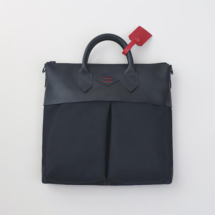 LEON FLAM×BLOOM&BRANCH <br /> Helmet Bag<br /> PRICE / 52,000+tax<br /> 3月6日(金)発売<br />