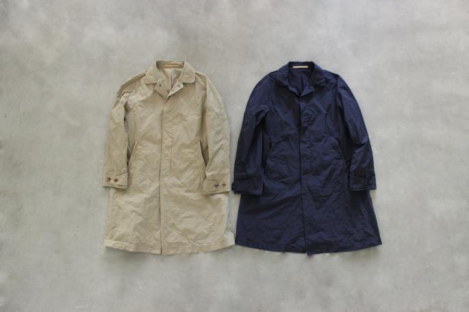 Scye <br /> Plating plain Stich Bonding Shoulder Zip Top<br /> COLOR / Charcoal<br /> SIZE / 36,38<br /> PRICE / 39,000+tax<br /> <br /> Nylon Polyester Fine-brushed Taffeta Athletic Pants<br /> COLOR / Navy<br /> SIZE / 36,38<br /> PRICE / 39,000+tax<br /> <br /> Made in Japan