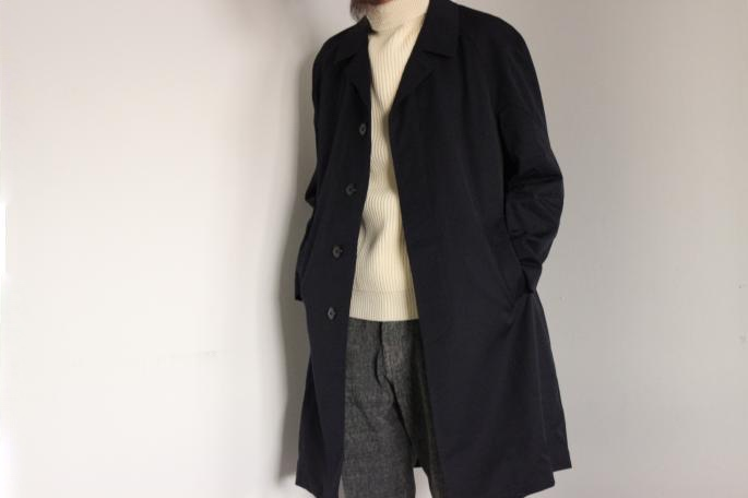 French army<br /> Soutien Collar Coat Dead Stock<br /> SIZE / 96C<br /> Made in France<br /> PRICE / 22.000+tax<br /> <br /> ANDERSEN ANDERSEN<br /> The Navy Turtle<br /> COLOR / Off White,Navy,Black<br /> SIZE / XXS,XS,S,M<br /> Made in Italy<br /> PRICE / 42,000+tax<br />