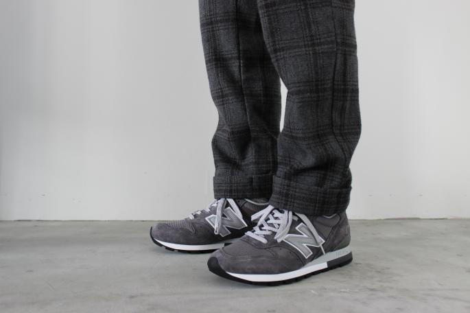 NEW BALANCE<br /> M996 CGY <br /> COLOR / Charcoal Gray<br /> SIZE / 8,8.5,9,9.5<br /> Made in USA<br /> PRICE / 23,000+tax