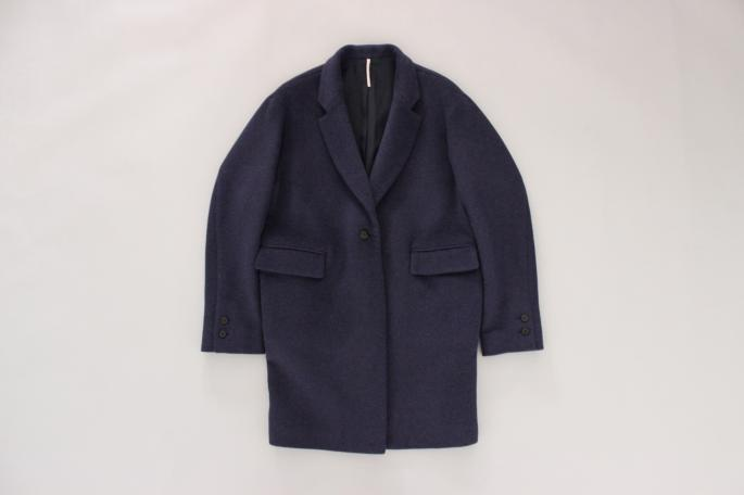 m's braque <br /> Hook Button Shawl Collar Jacketcoat<br /> COLOR / Mint Green<br /> SIZE / 34<br /> Made in Japan<br /> PRICE / 108,000+tax