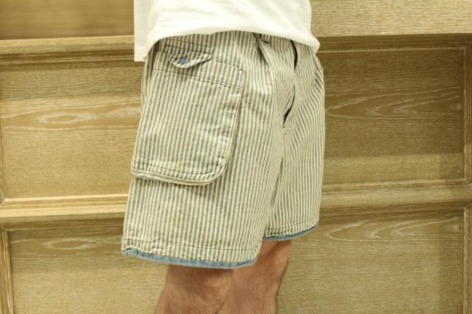 HEIGT / 173㎝<br /> WEAR SIZE / M<br /> <br /> Porter Classic<br /> Summer Hickory Shorts <br /> COLOR / BLUE<br /> SIZE / M<br /> Made In Japan<br /> PRICE / 28,000+tax<br /> <br /> COMOLI<br /> Solid Shan Band Collar Shirts<br /> COLOR / Blue,Black<br /> SIZE / 1,2<br /> PRICE / 22,000+tax<br /> <br /> Fleecy Knitting Half Sleeve Crew Neck<br /> COLOR / Gray,White,Green<br /> SIZE / 1,2<br /> PRICE / 16,000+tax<br /> <br /> Made In Japan<br /> <br /> Paraboot<br /> Pacific<br /> COLOR / Brandy,Noir<br /> SIZE / 40,41<br /> Made In France<br /> PRICE / 34,000+tax<br />