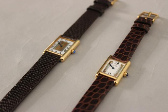 CARTIER<br /> Tank 70's<br /> MATERIAL / 18KYG<br /> Made In Swiss<br /> PRICE / 458,000+tax