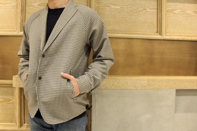 HIGHT / 168cm<br /> WEAR SIZE / 36<br /> <br /> Scye <br /> Wool Linen Check Snap Creaser Blazer <br /> COLOR / Olive<br /> SIZE / 36,38<br /> Made In Japan<br /> PRICE / 59,000+tax<br /> <br /> VINTAGE<br /> LEVIS 501 XX <br /> SIZE / W30,L33<br /> Made In USA<br /> PRICE / 178,000+tax<br /> <br /> Le Yucca's<br /> Gillie Shoes<br /> COLOR / Black<br /> SIZE / 40,40.5,41,41.5<br /> Made In Itary<br /> PRICE / 118,000+tax