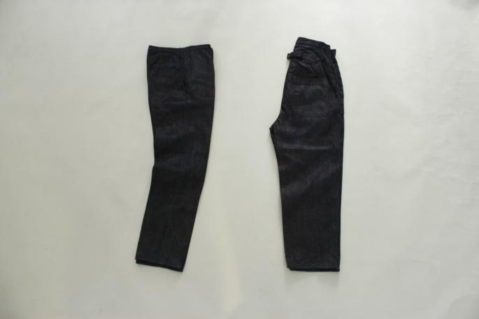 HIGHT / 177cm <br /> WEAR SIZE / 3(KIJI Cotton Tencel Denim KOGANE ),8(Tricker's for KIJI )<br /> <br /> KIJI<br /> Cotton Tencel Denim KOGANE<br /> COLOR / INDIGO<br /> SIZE / 1,2,3,4,5<br /> Made In Japan<br /> PRICE / 19,000+tax<br /> <br /> Tricker's for KIJI<br /> CHURCHILL (Men's),VICTORIA (Women's)<br /> COLOR / Green,Navy,Black<br /> SIZE / 7, 7.5, 8, 8.5 (Men's)4, 4.5, 5, 5.5(Women's)<br /> Made In England<br /> PRICE / 46,000+tax
