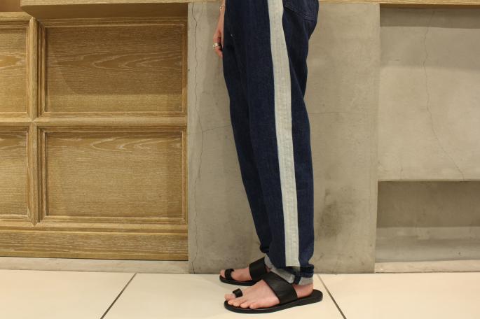 HIGHT / 169cm<br /> WEAR SIZE / 2<br /> <br /> m's braque<br /> Sinch Back Denim Jodhpurs Pants<br /> COLOR /Indigo<br /> SIZE / 32,34<br /> Made In Japan<br /> PRICE / 33,000+tax<br /> <br /> Phlannel<br /> Co/Si Seersucker Open Shirt<br /> COLOR / Navy,Khaki<br /> SIZE / S,M,L<br /> Made In Japan<br /> PRICE / 27,000+tax<br /> <br /> DIMISSIANOS&MILLER<br /> DAKTYLO<br /> COLOR / Natural,Black<br /> SIZE / 41,42,43<br /> Made In Greece<br /> PRICE / 36,000+tax