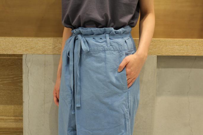 HEIGHT / 165cm <br /> WEAR SIZE / 0<br /> <br /> OUTIL<br /> PANTALON LARRAZET<br /> COLOR / L.Blue,Blue<br /> SIZE / 0<br /> Made In France<br /> PRICE / 26,000+tax<br /> <br /> Phlannel<br /> Mercerization Suvin French-Sleeve T-shirt<br /> COLOR / White,Gray,Light Blue,Orange<br /> SIZE / 0,1<br /> Made In Japan<br /> PRICE / 11,000+tax<br /> <br /> DIMISSIANOS&MILLER<br /> TAF<br /> COLOR / Natural,Black<br /> SIZE / 35,36,37<br /> Made In Greece<br /> PRICE / 36,000+tax<br /> <br /> MAISON VINTAGE<br /> GUCCI Bag<br /> PRICE / 34,000+tax<br /> <br /> CELINE Scaf<br /> PRICE / 29,000+tax