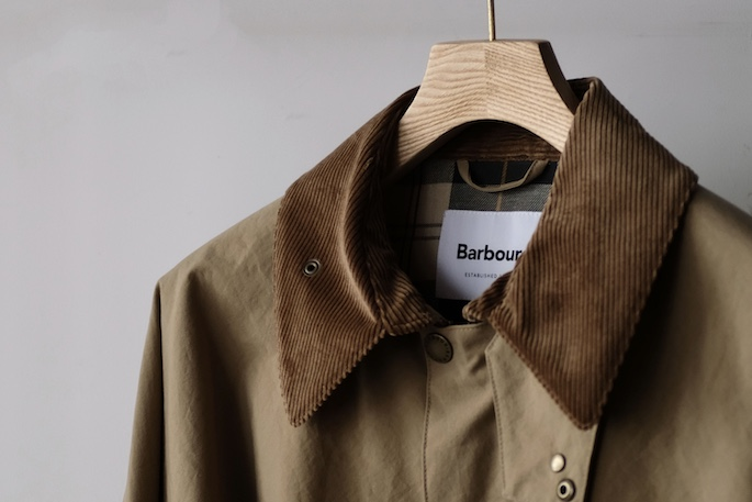 Barbour for BLOOM&BRANCH<br />