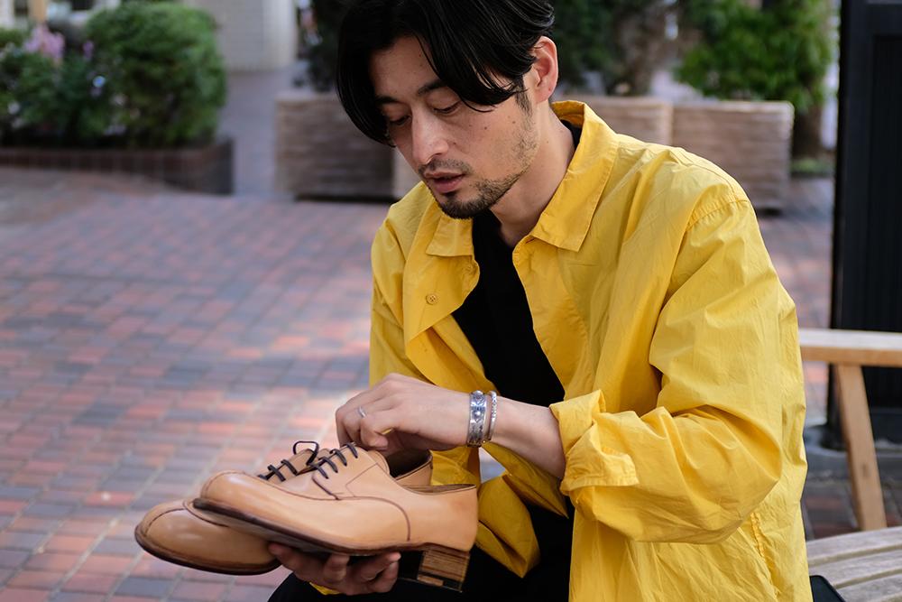 自分たちの理念を表現する革靴 <i>- Le Yucca's</i>